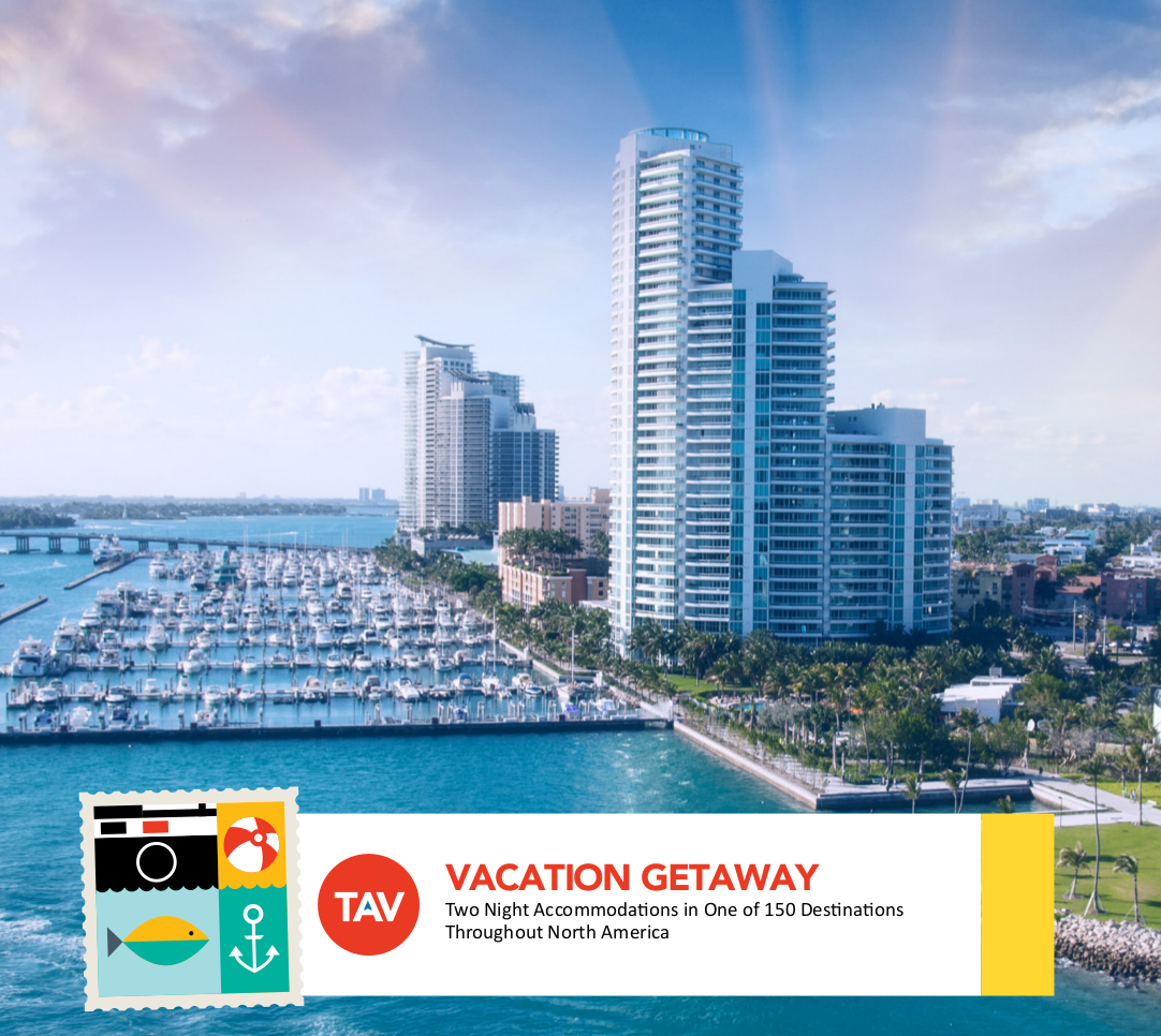Mini Weekend Vacations: Promo Premiums Promo