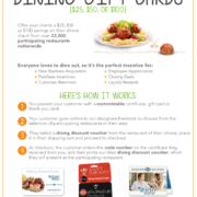 Promo Dining Brochure