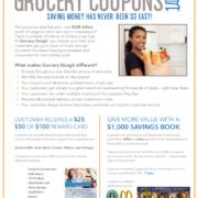 Promo Grocery Brochure